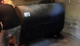 Most Crucial Part of Home Inspection: Presence of Oil Tank