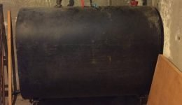 Above Ground Oil Tank Removal Rhode Island