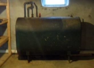 Oil Tank in the Basement | Jacobs Property Solutions Oil Tank Removal